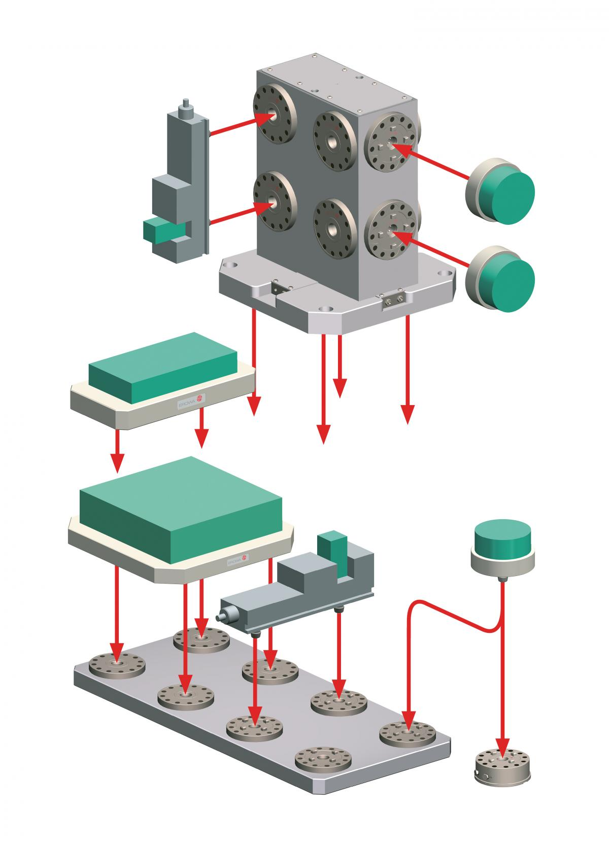 Berühmt Kabelverpresswerkzeug Ideen - Schaltplan Serie Circuit ...